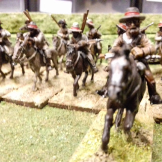 NATAL NATIVE CONTINGENT (Cavalry)