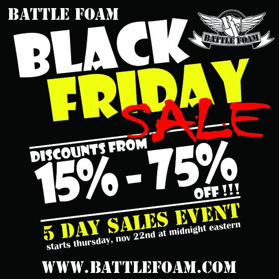 battlefoamblackfriday
