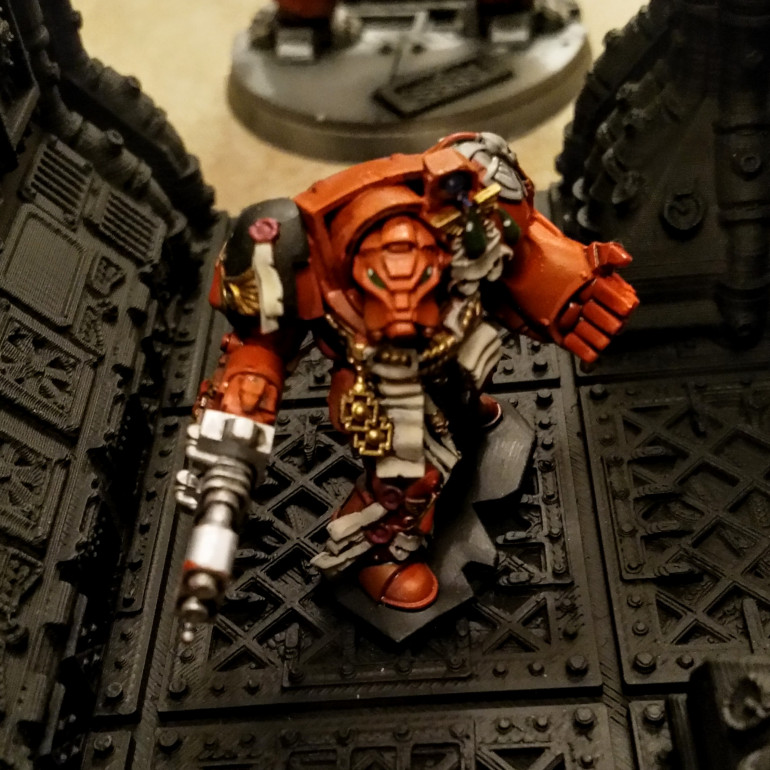 Space Hulk Terminaotor Close Up