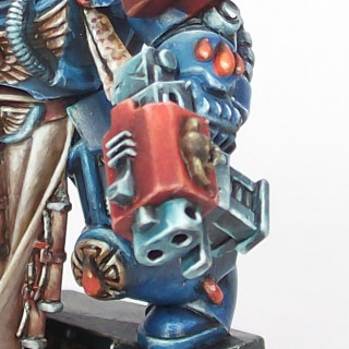 Painting Brother Calistarius - part 1