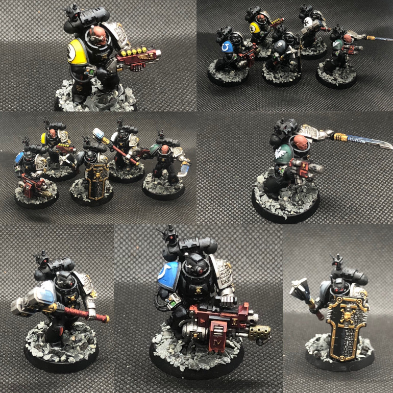 Death Watch are ready...