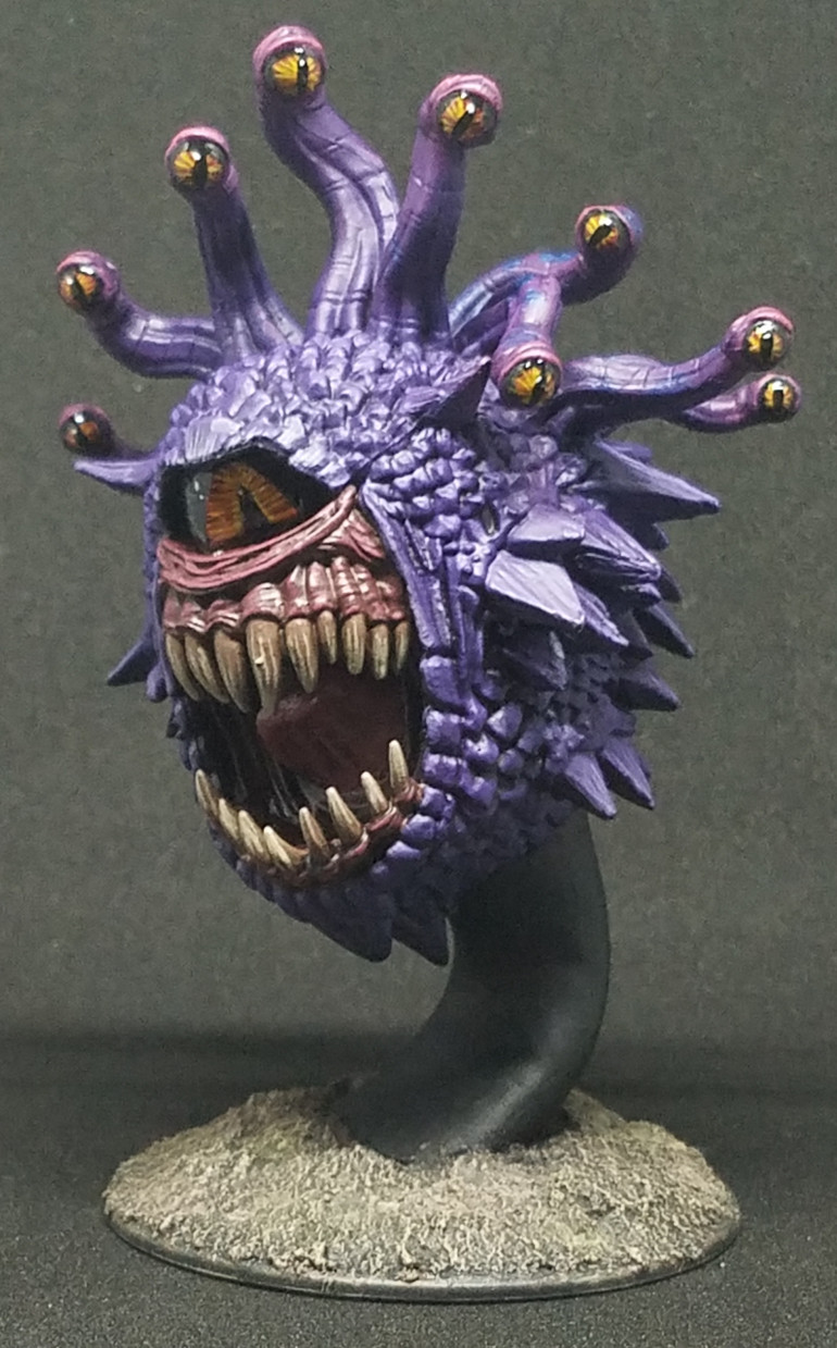 The first beholder