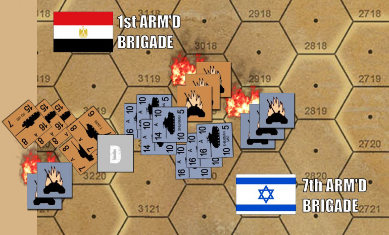 1956 Arab-Israeli Wars in the Sinai - Damon vs. Oriskany (Part II)