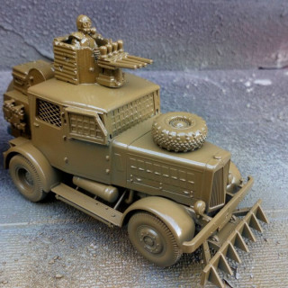 Vehicle painting update