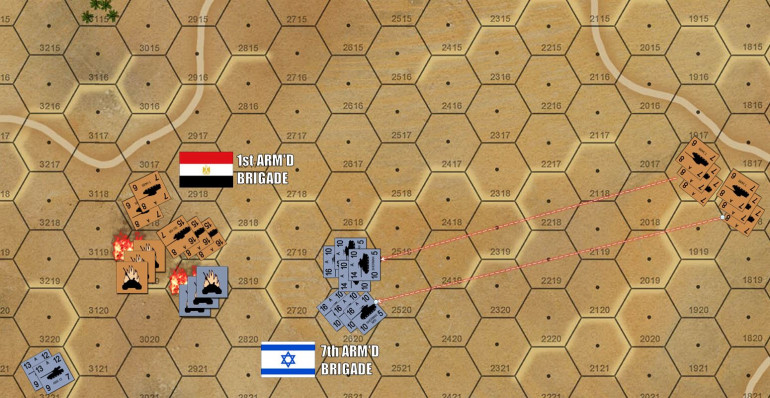 Sinai - Damon vs. Oriskany (Part I)
