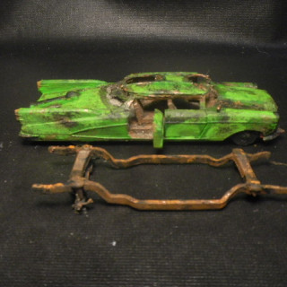 Wreck cars
