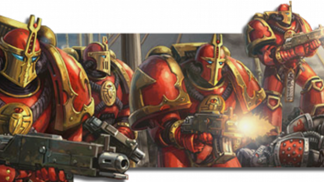 Horus Heresy 500p Challenge: The Thousand Sons by Bothi
