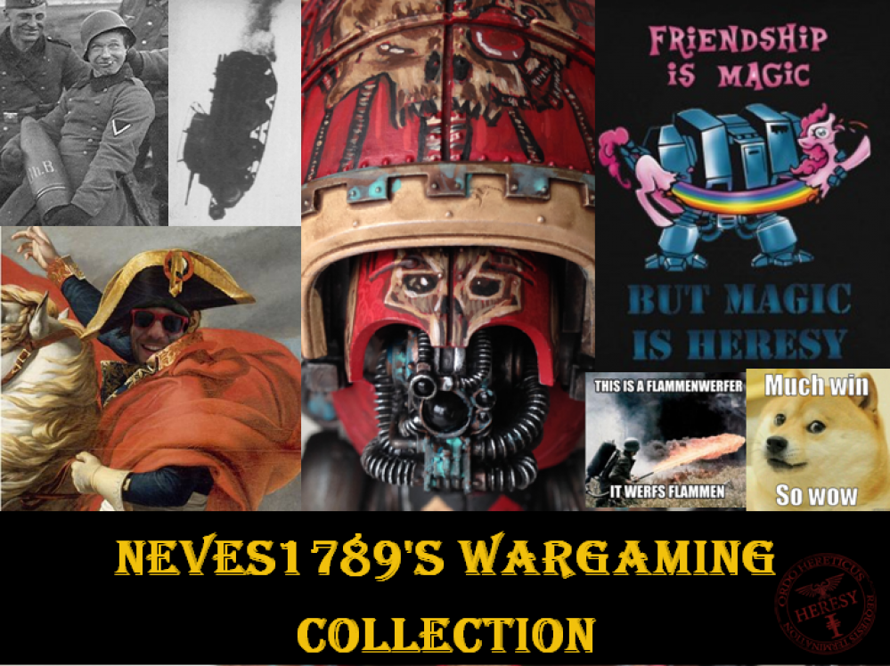 Neves1789's Wargaming Collection