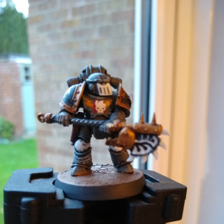 Carcharodon Astra, Coming Atcha' with an Axe!