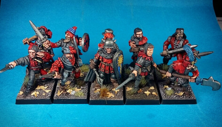One Warband complete... another starts!