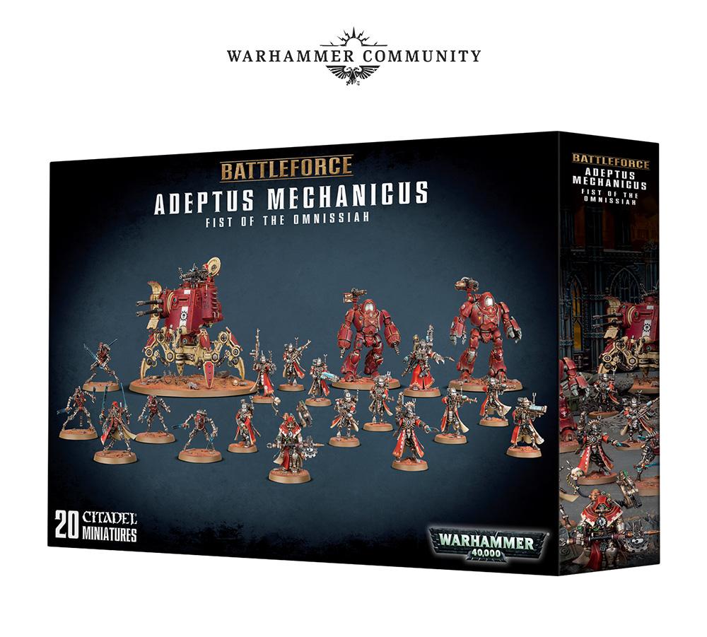 Adeptus Mechanicus - Warhammer 40K