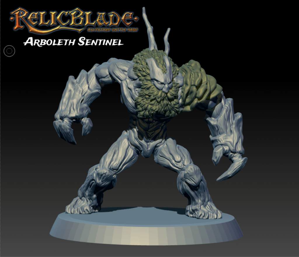 Arboleth Sentinel - Metal King Studio