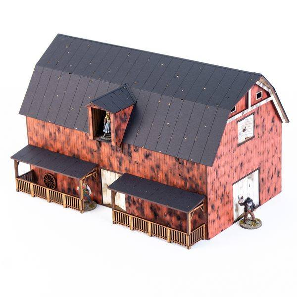 Barn & Stable #2 - 4Ground
