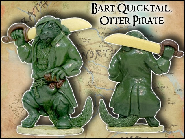 Bart Quicktail - Burrows & Badgers
