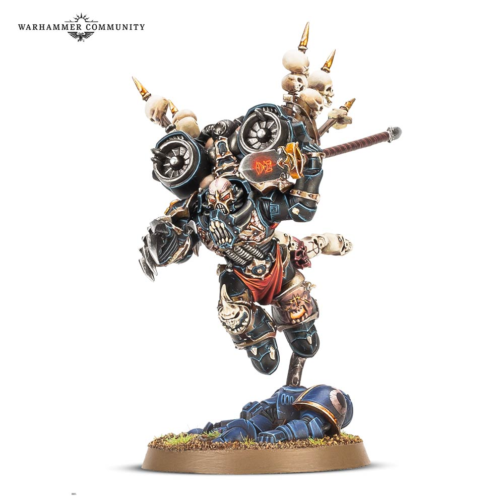 Black Legion Haakan - Games Workshop