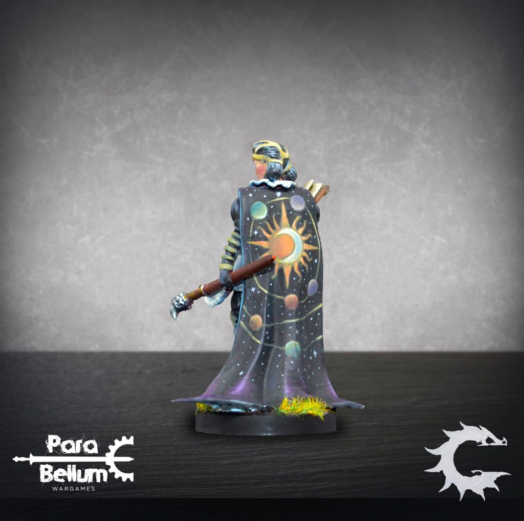 Chapter Mage (Rear) - Para Bellum