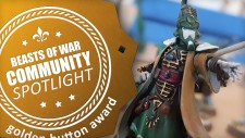 Community Spotlight: Shadespire Warbands, Old School Eldar & First Time Vikings!