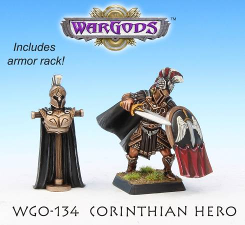 Corinthian Hero - Crocodile Games
