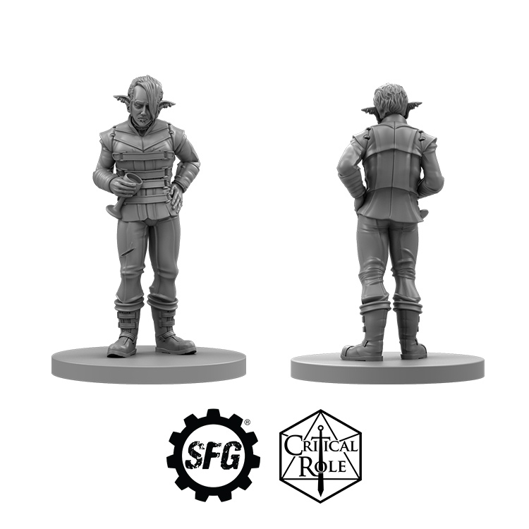 Critical Role Kingston - Steamforged Games