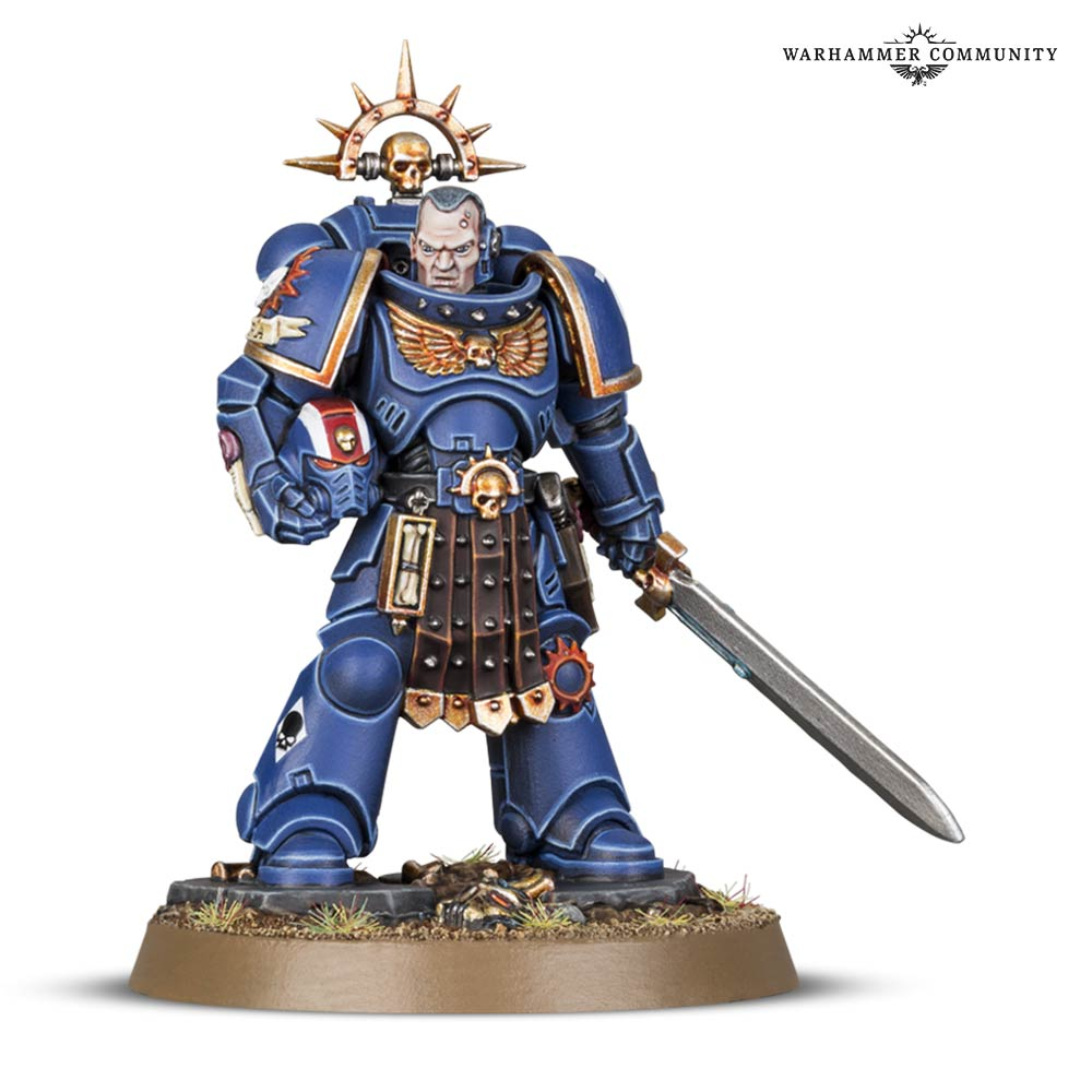 Event Exclusive Primaris Space Marine - Games Workshop