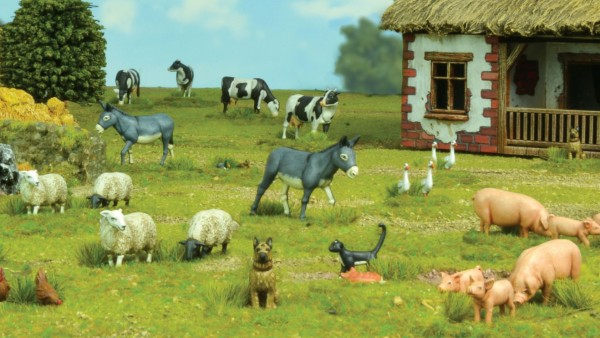 Head Down To The Farm With New Warlord Games Kit