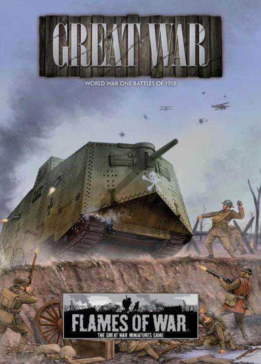 Flames Of War Great War - Battlefront