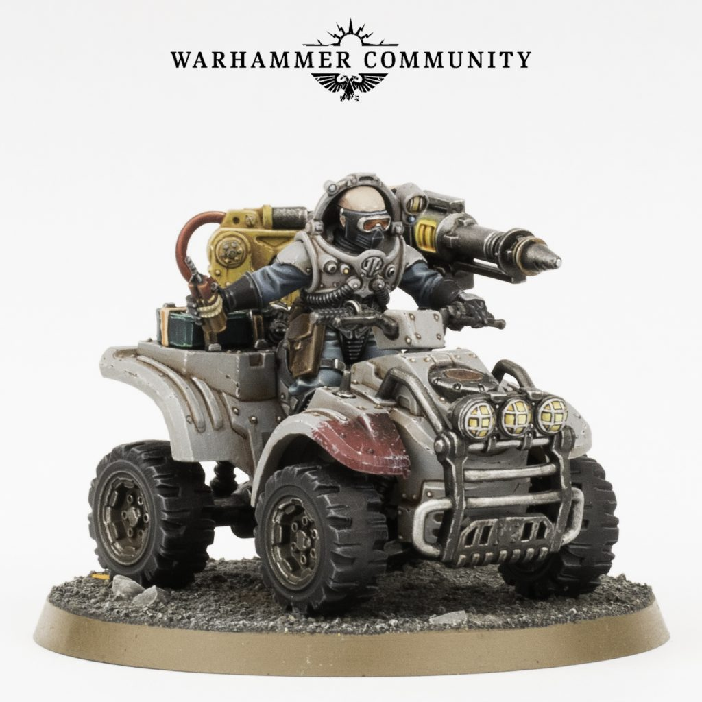 Genestealer Cultist Quad - Games Workshop