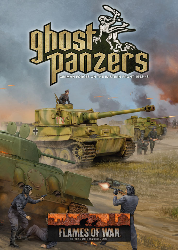 New Ghost Panzers & Red Banner Pre-Orders Live For Flames Of