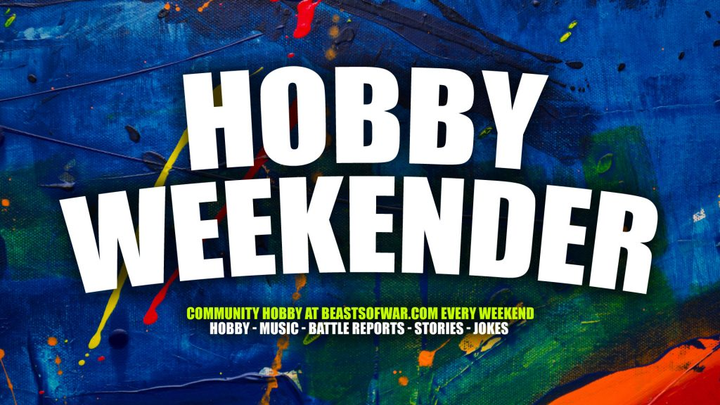 Check out the Hobby Weekender With Custom Achievements!