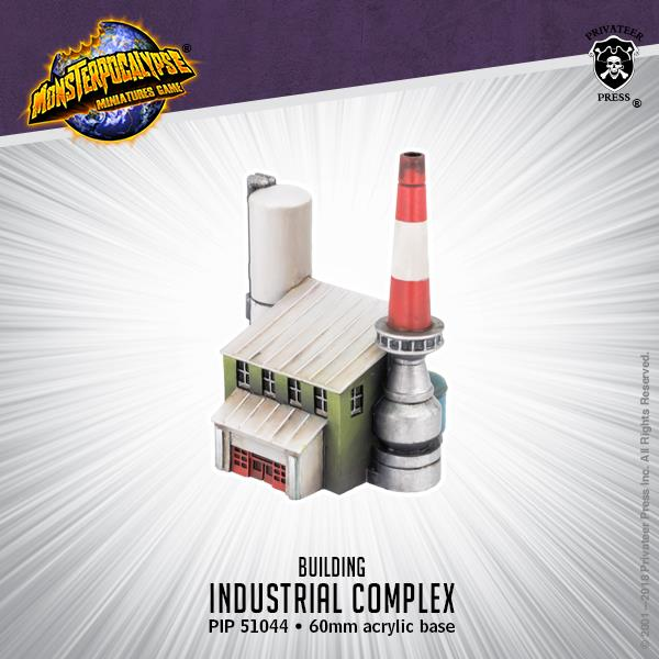 Industrial Complex - Monsterpocalypse