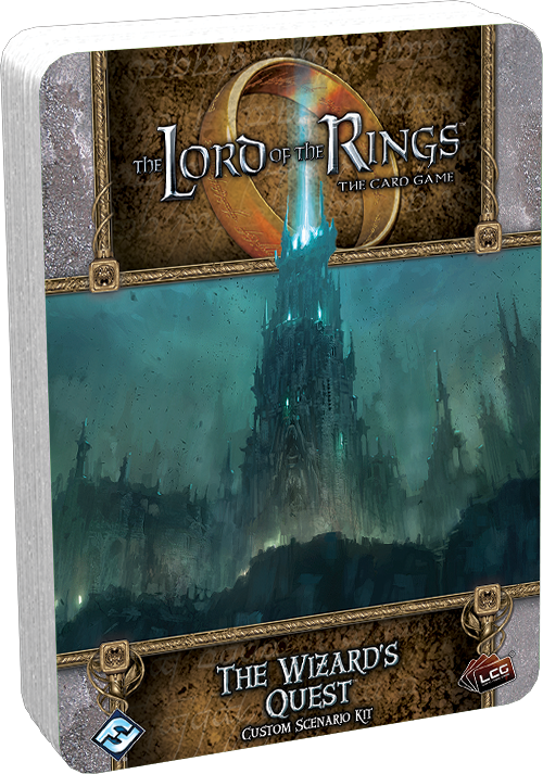 LotR LCG The Wizards Quest - FFG