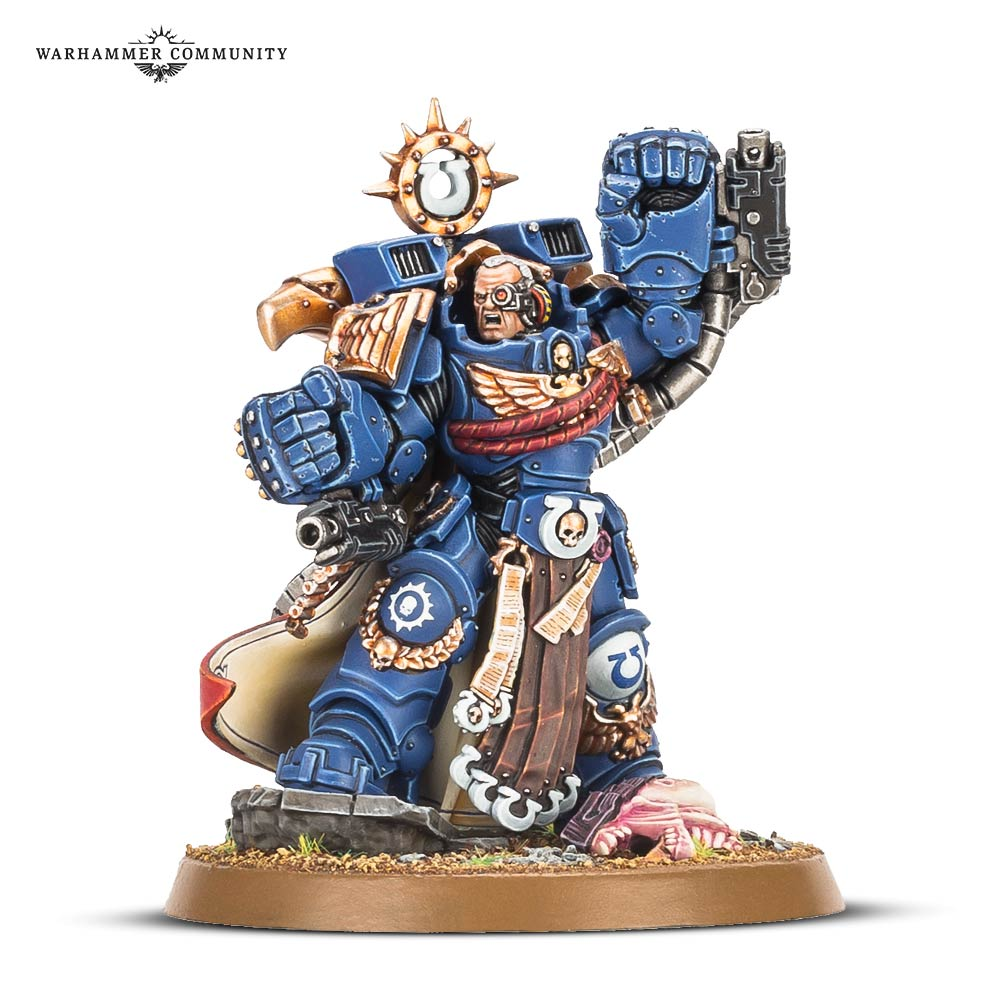 Marneus Calgar #1 - Games Workshop