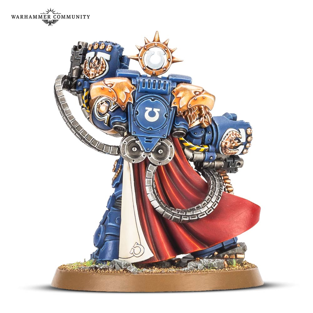 Marneus Calgar #2 - Games Workshop