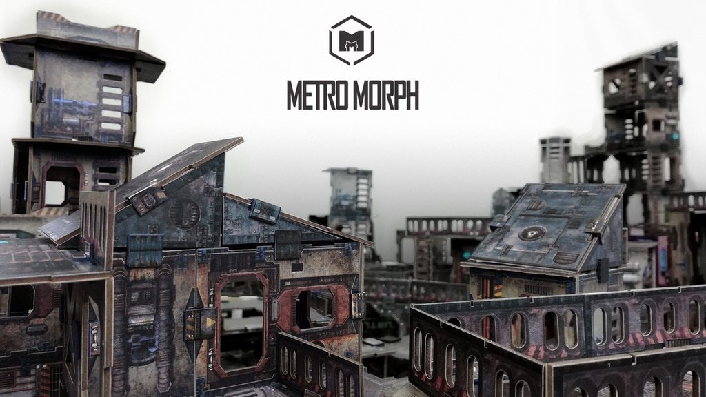 Metro Morph - Crowd Forge Studio