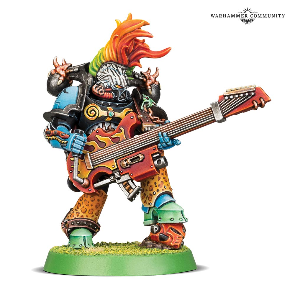 Noise Marine - Games Workshop