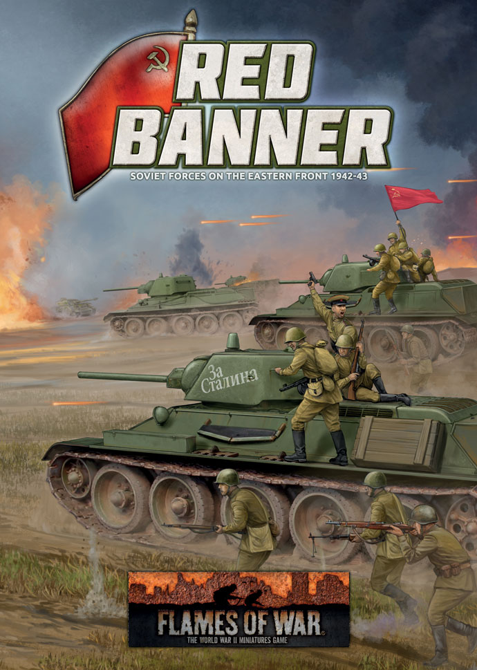 Red Banner - Flames Of War