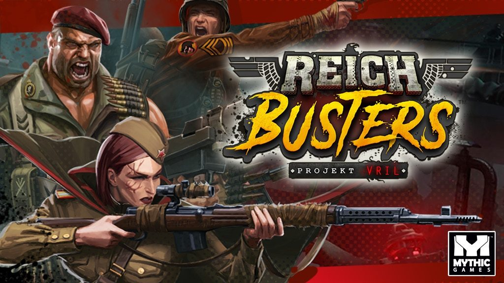 Reichbusters Main Image - Mythic Games