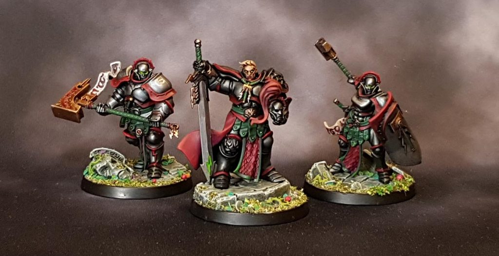 Shadespire Warbands #1 by maledrakh