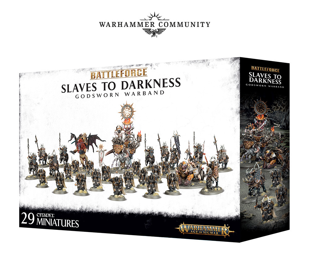 Slaves To Darkness - Age Of Sigmar