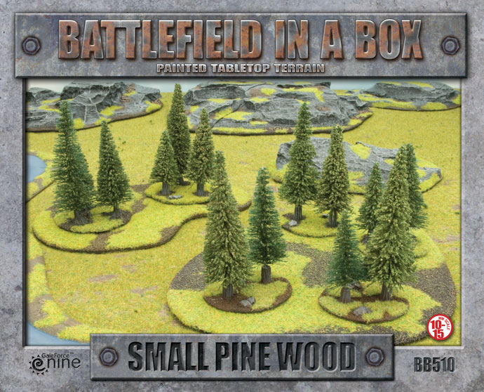 Small Pine Wood - Battlefront