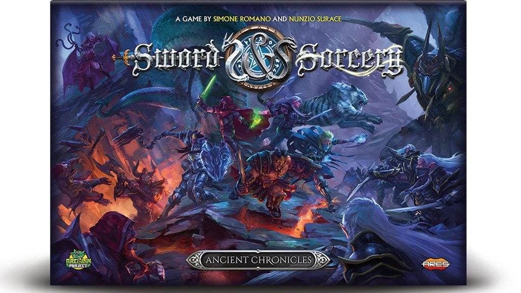 Sword & Sorcery Ancient Chronicle - Ares Games