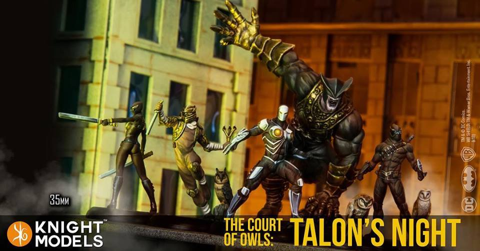 The Court Of Owls - Knight Models