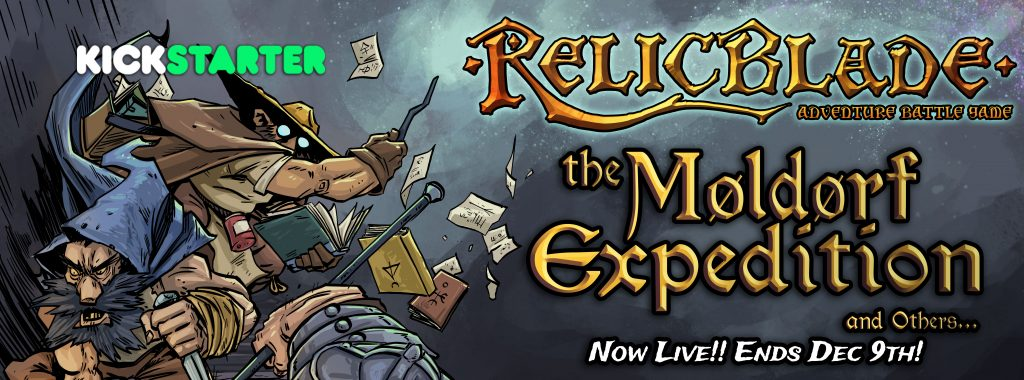 The Moldorf Expedition - RelicBlade