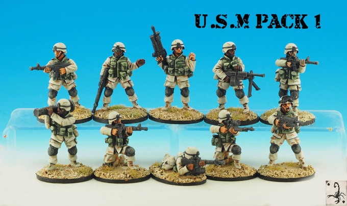 US Last Patrol 1 - Black Scorpion