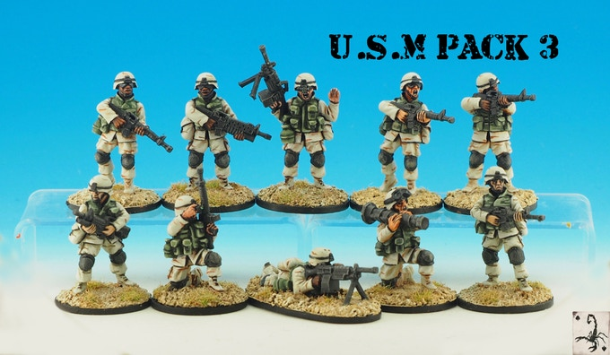 US Last Patrol 3 - Black Scorpion
