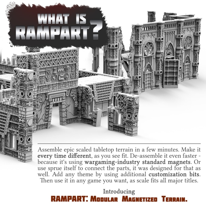 What Is Rampart - Archon