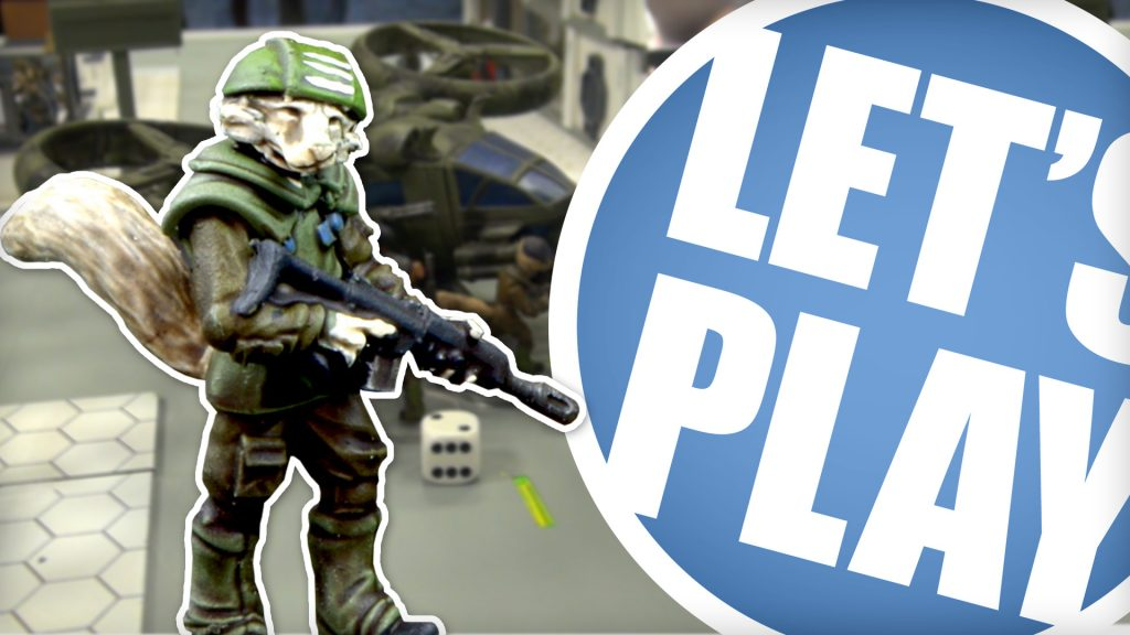 Let's Play: Albedo Combat Patrol - City Search