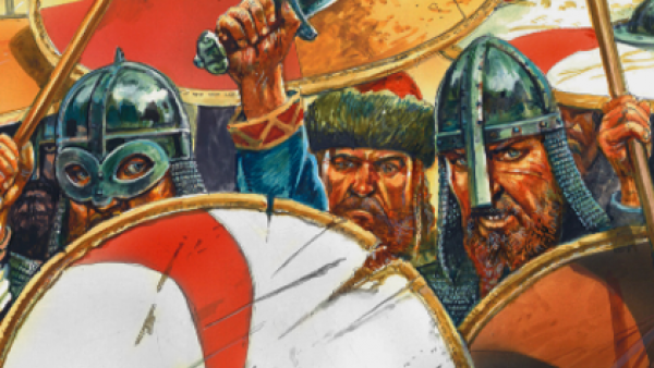 PSC Games' Shieldwalls Clash In Battle Ravens Kickstarter