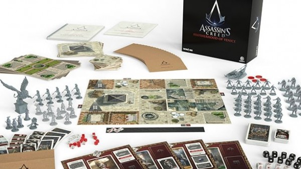 Assassin's Creed: Brotherhood Of Venice Now Live On Kickstarter