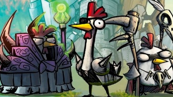 Rule the Roost In War For Chicken Island